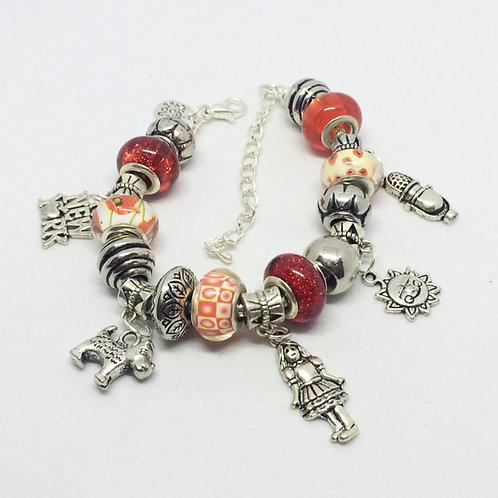 Annie Charm Bracelet