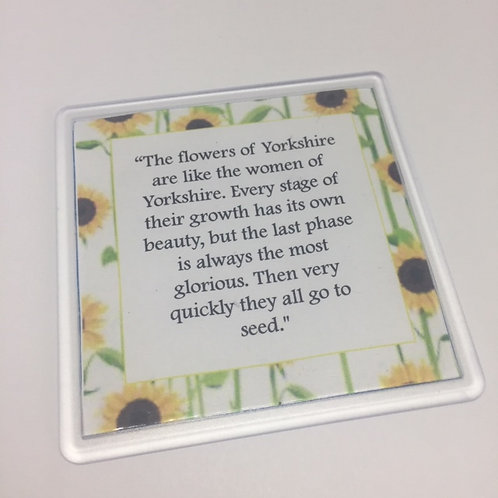 Calendar Girls Ladies of Yorkshire Coaster