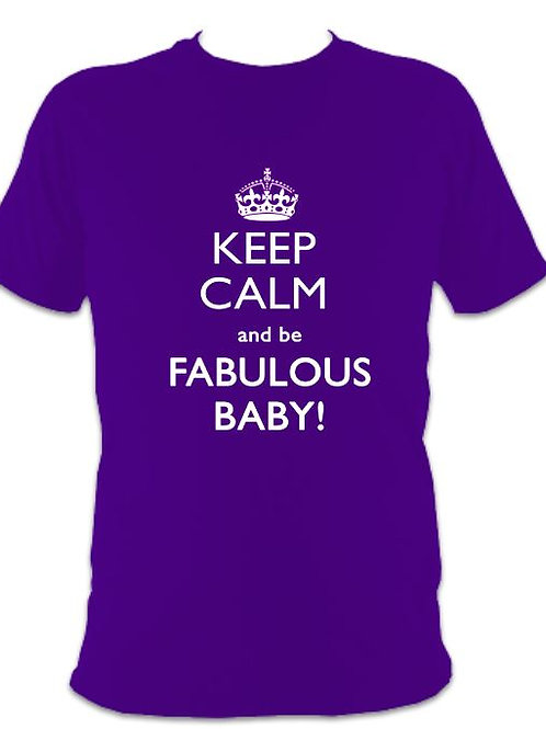 Sister Act Unisex Be Fabulous Baby T-shirt