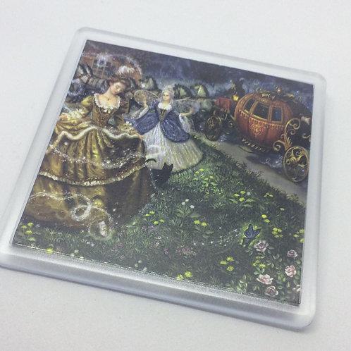 Cinderella's Coach Coaster