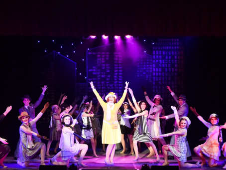Thoroughly Modern Millie, WOW! - Witham Public Hall
