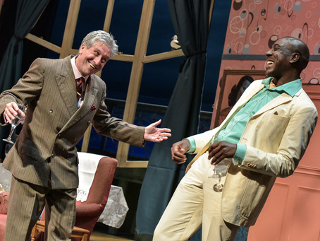 One Man, Two Guv'nors - The Queens Theatre, Hornchurch
