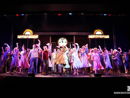 42nd Street – CYGAMS, Civic Theatre, Chelmsford.