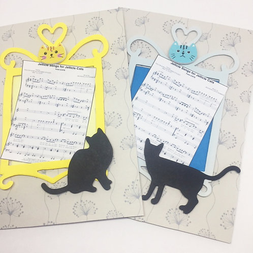 Cats Jellicle Cats Card