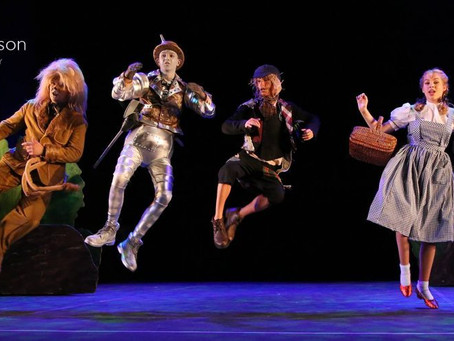 Wizard of Oz , CO2 – Mercury Theatre, Colchester