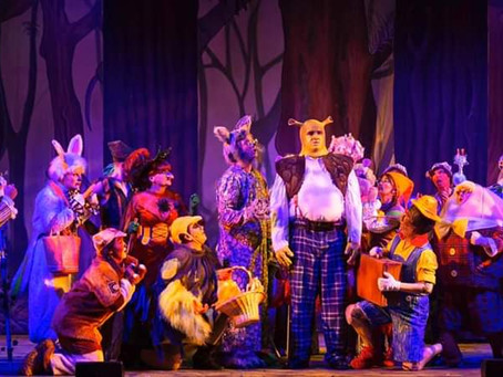 Shrek, CAODS - Chelmsford Civic Theatre