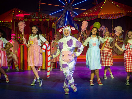 Jack & the Beanstalk - The Queens Theatre, Hornchurch.