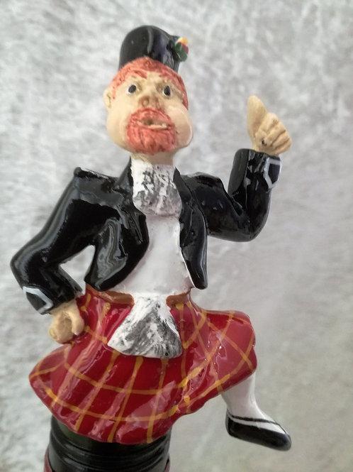 Brigadoon Scottish Bottle Stopper
