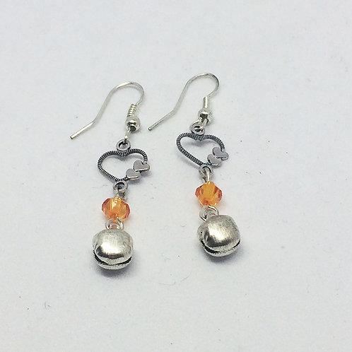 Bells Drop Earrings