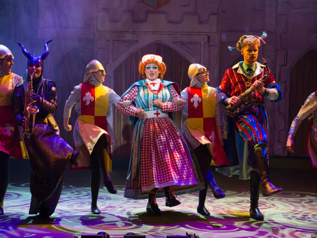 Robin Hood - Queens Theatre, Hornchurch