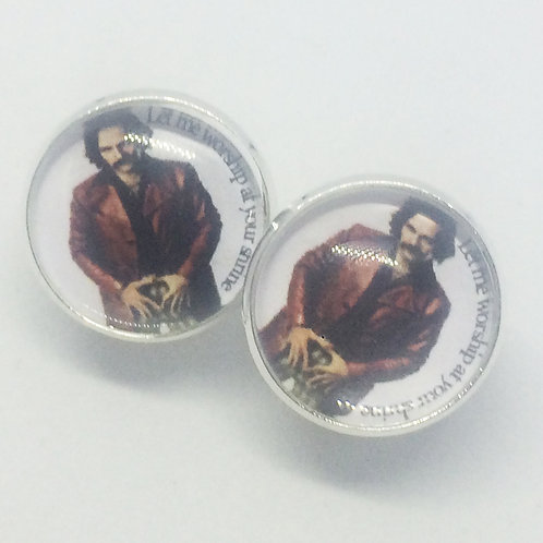 Sister Act 'Lady in the Long Black Dress' Cufflinks