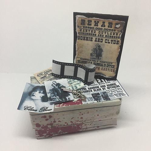 Bonnie & Clyde Gift Box