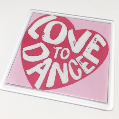 Love to Dance Coaster