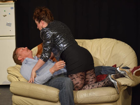 The Rise and Fall of little Voice – Reject Theatre Company, Headgate Theatre, Colchester