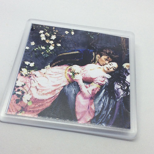 Sleeping Beauty and the Prince Coaster