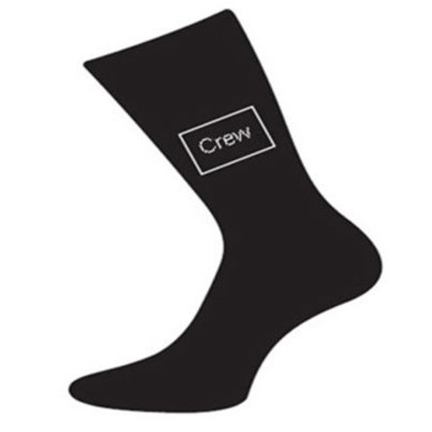 Anything Goes 'Crew' Socks