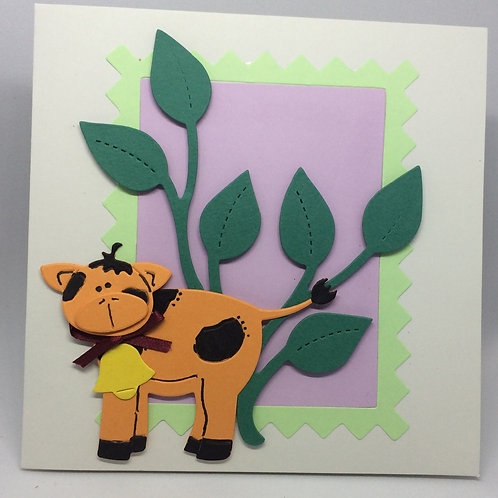 Jack and the Beanstalk card