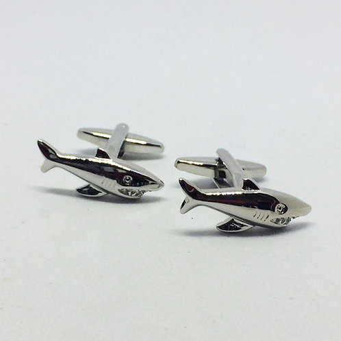 Legally Blonde Shark Cufflinks