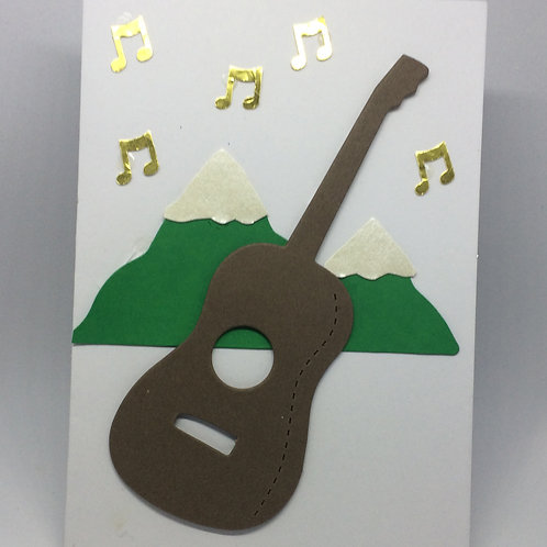 Sound of Music Card