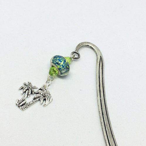 South Pacific Palm Trees Bookmark