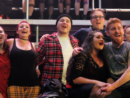 RENT, SODS -  Palace Theatre, Southend