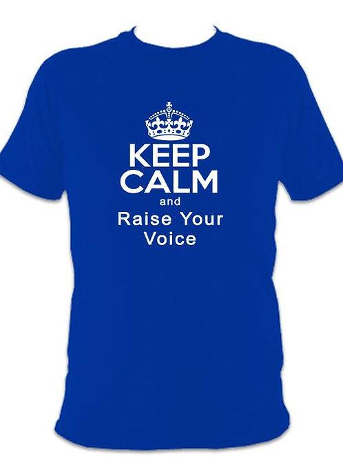 Sister Act Unisex Raise your Voice  T-shirt