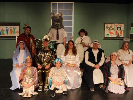 Flint Street Nativity, CADS - Westcliff Theatre, Clacton
