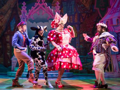Jack and the Beanstalk – Mercury Theatre, Colchester