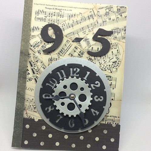9 to 5 Card