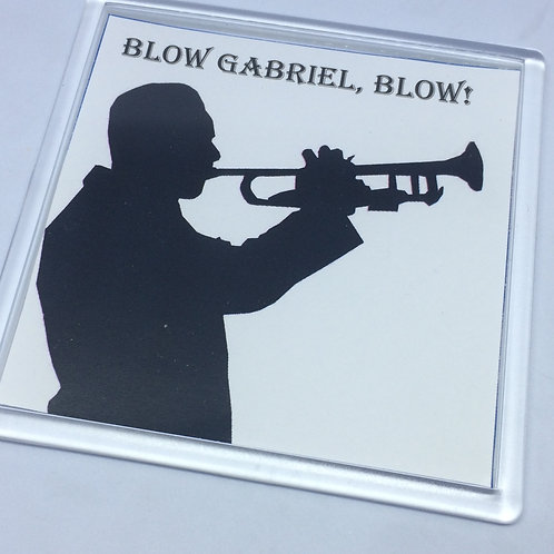Anything Goes Blow Gabriel Blow Coaster
