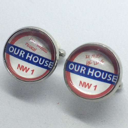 Our House Cufflinks