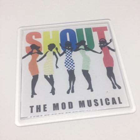 SHOUT! The Mod Musical Coaster