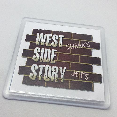 West Side Story coaster