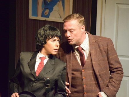One Man, Two Guv'nors - The Reject Theatre Company, The Brentwood Theatre
