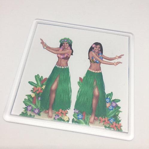 South Pacific or Aloha Dancers