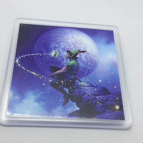 Peter Pan and Tinkerbell Coaster