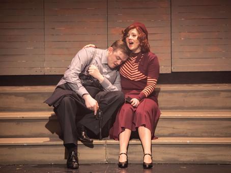 Bonnie & Clyde - SODS, Palace Theatre, Southend