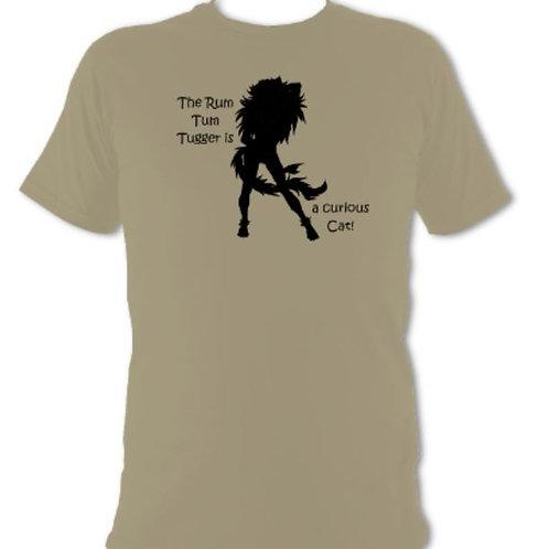 Cats Rum Tum Tugger Unisex T-shirt