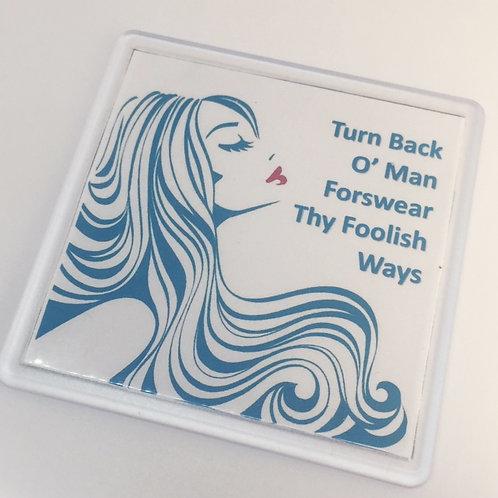 Godspell 'Turn Back O Man' Coaster