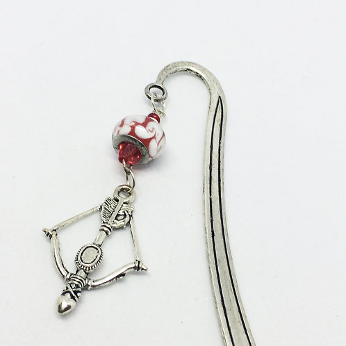 Crossbow Bookmark