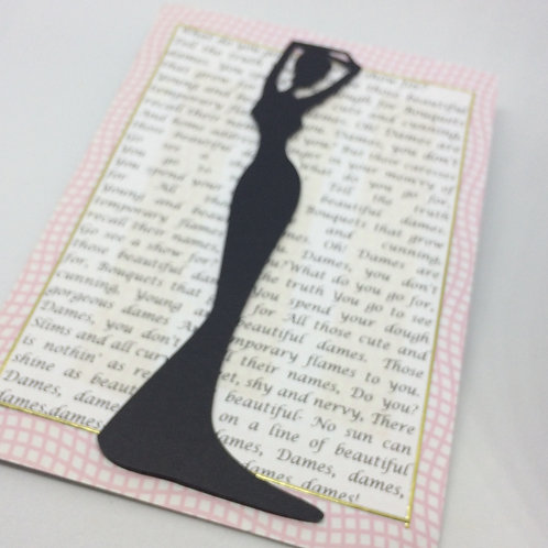 42nd Street 'Dames' Cards
