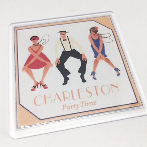 Charleston Dance Coaster