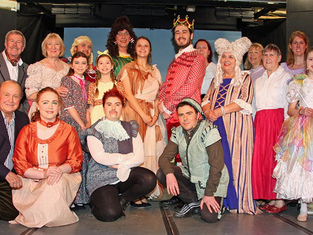 Cinderella, Blackmore Players - Blackmore Village Hall