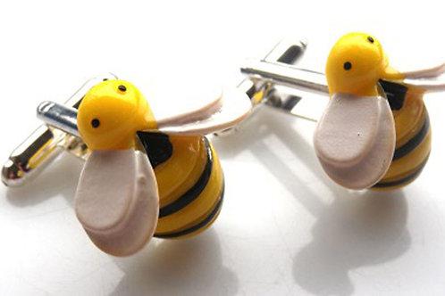 Calamity Jane - Hive full of Honey Cufflinks