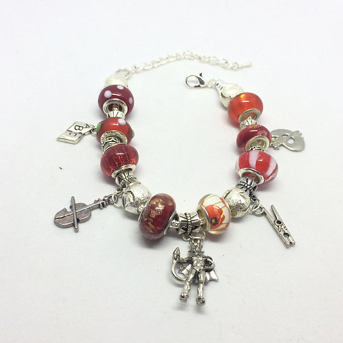 Witches of Eastwick Charm Bracelet