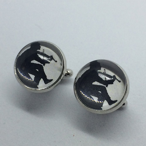 Fiddler on the Roof Cufflinks