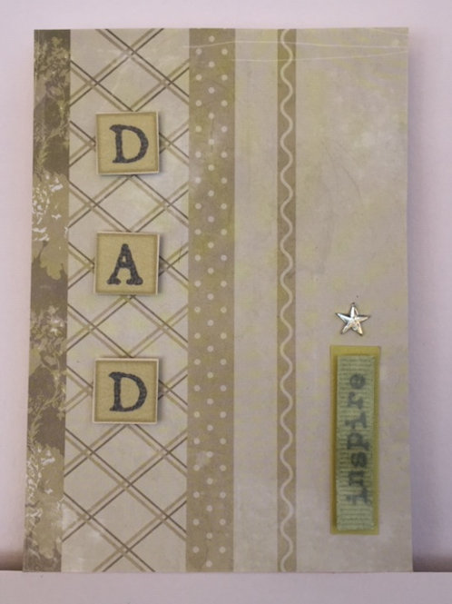 DAD Inspire card
