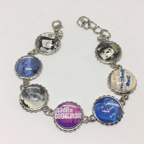 Made in Dagenham Cabochon Bracelet