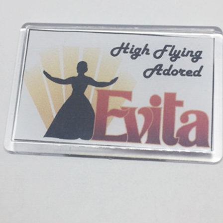 Evita Fridge Magnet