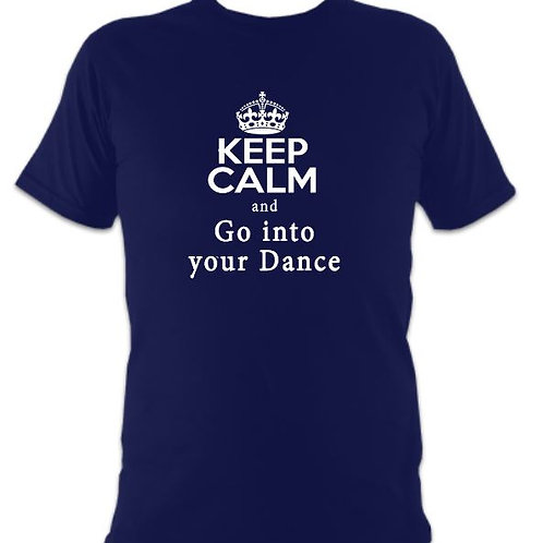 42nd Street Unisex Go into your Dance T-shirt